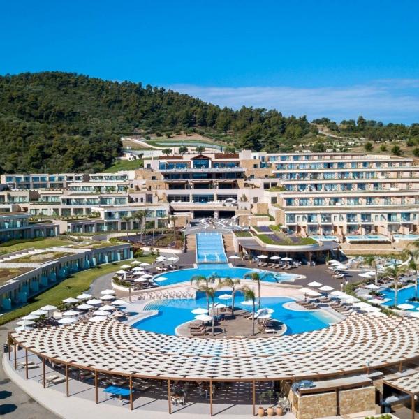 Снимка 1 на Miraggio Thermal Spa Resort, Палиоури