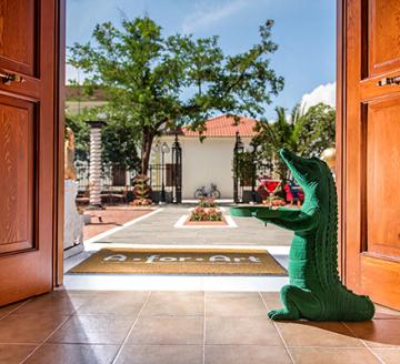 Снимка 2 на A for Art Hotel, Гърция