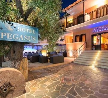 Снимка 4 на Pegasus Hotel, о-в Тасос