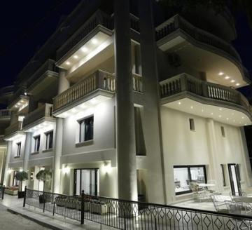 Снимка 2 на Alley Boutique Hotel & Spa, Гърция