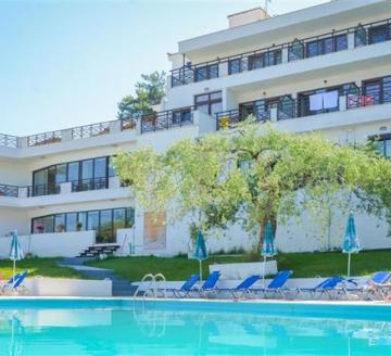 Снимка 2 на Aloe Hotel - Thassos, Гърция
