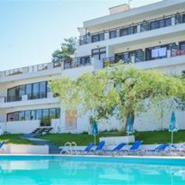 Снимка 1 на Aloe Hotel - Thassos, Гърция