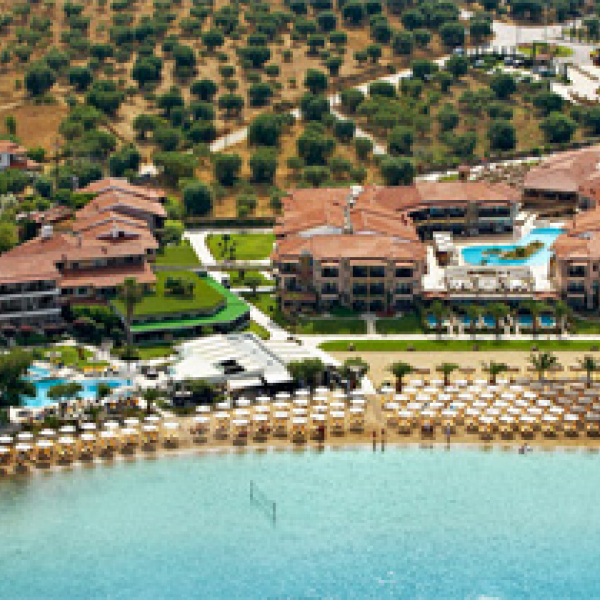 Снимка 1 на Anthemus Sea Beach Hotel & Spa, Акти Елиас