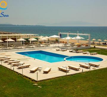 Снимка 2 на Blue Sea Hotel - Kanali, Йонийско крайбрежие