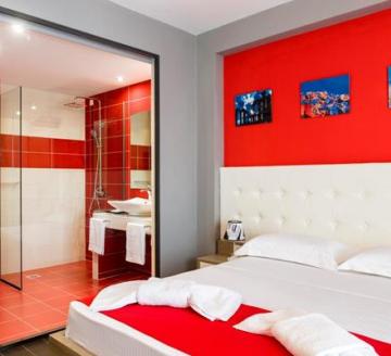 Снимка 2 на Lagaria Hotel & Apartments - Afitos, Афитос