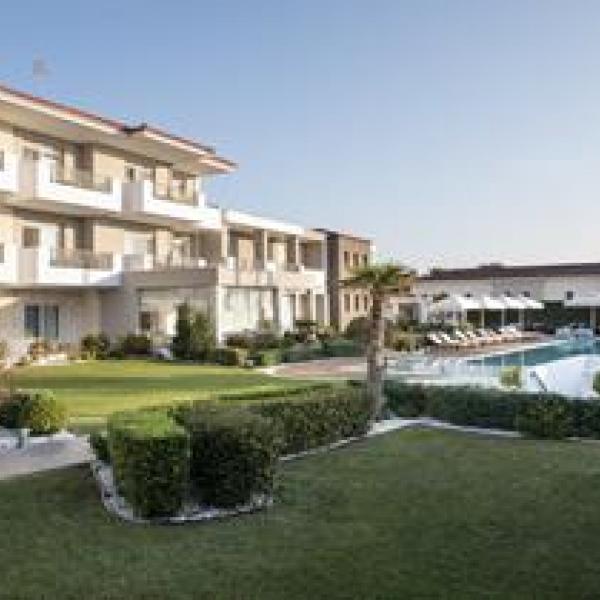Снимка 1 на Lagaria Hotel & Apartments - Afitos, Афитос