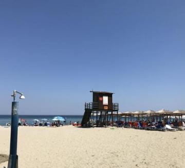 Снимка 2 на Aqua Beachfront Elegant Hotel, Паралия Катерини