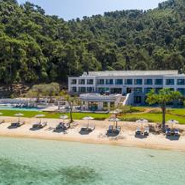 Снимка 1 на Vathi Cove Luxury Resort & Spa, о-в Тасос