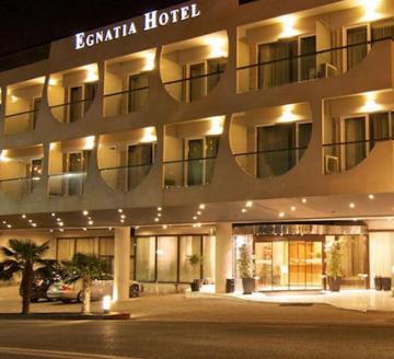 Снимка 2 на Egnatia City Hotel & Spa, Кавала