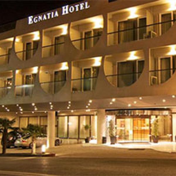 Снимка 1 на Egnatia City Hotel & Spa, Кавала
