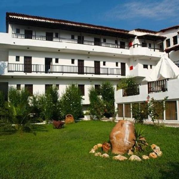 Снимка 1 на Stellina Hotel, Гърция