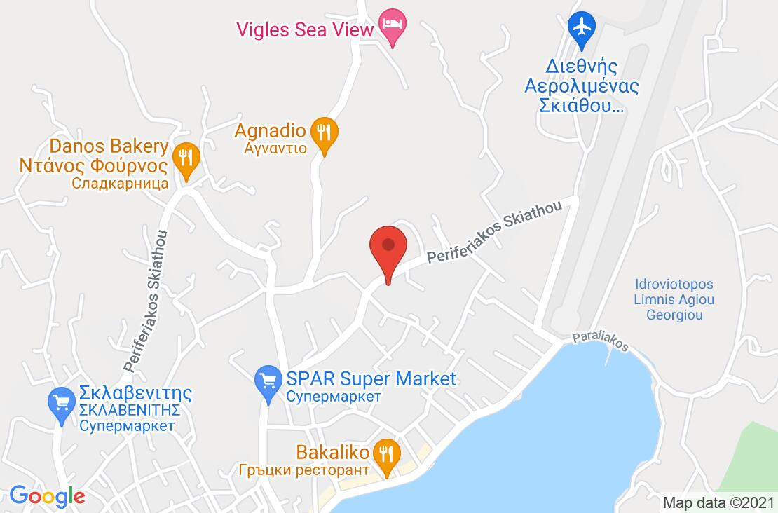 Разположение на Stellina Hotel на картата