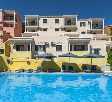 Снимка 2 на Corfu Aquamarine Hotel (ex. Corfu Residence), Нисаки