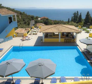 Снимка 3 на Corfu Aquamarine Hotel (ex. Corfu Residence), Нисаки