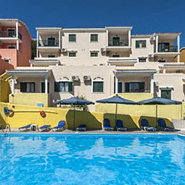 Снимка 1 на Corfu Aquamarine Hotel (ex. Corfu Residence), Нисаки