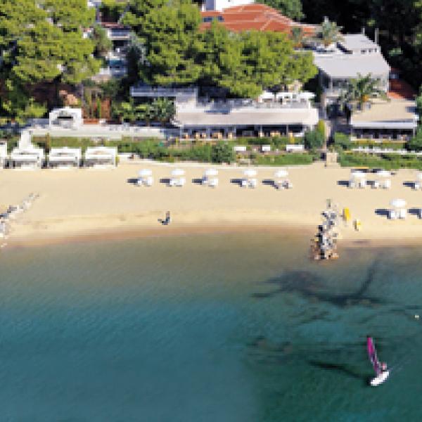 Снимка 1 на Danai Beach Resort & Villas, Никити