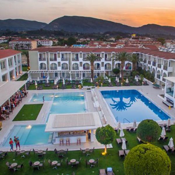 Снимка 1 на Best Western Zante Park Hotel, Лаганас