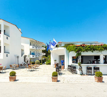 Снимка 4 на Dolphin Beach Hotel, Гърция