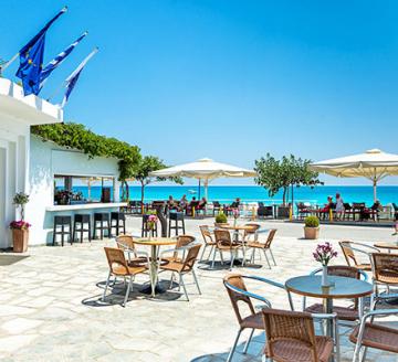 Снимка 3 на Dolphin Beach Hotel, Гърция
