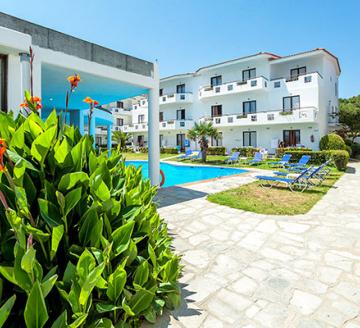Снимка 5 на Dolphin Beach Hotel, Гърция