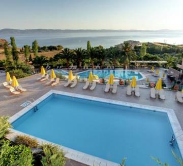 Снимка 3 на Sunrise Resort Hotel, о-в Лесбос