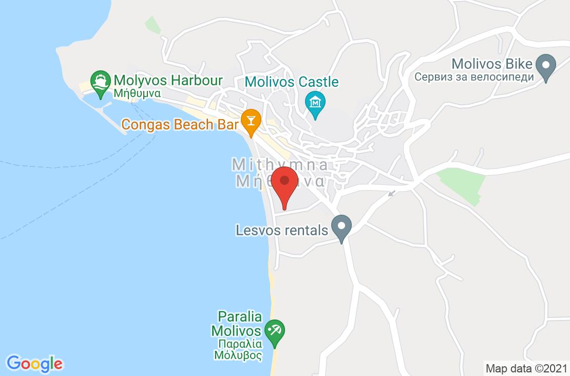 Разположение на Sunrise Resort Hotel на картата