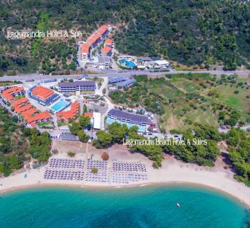 Снимка 3 на Lagomandra Hotel & Spa, Неос Мармарас