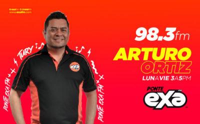 Regrexa con Arturo Ortíz