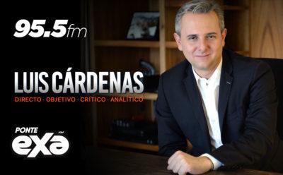 Noticias MVS, con Luis Cárdenas