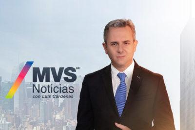 MVS NOTICIAS CON LUIS CARDENAS