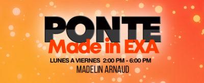 Made In Exa con Madelin Arnaud