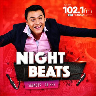 NightBeats con Andres Oviedo