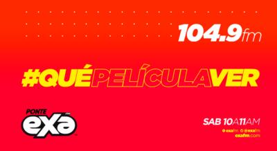 #QuéPelículaVer