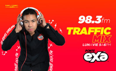 Traffic Mix con DJ Gzuss Serrano