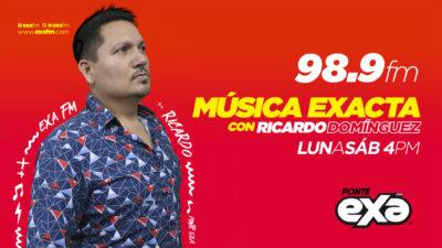 Música Exacta con Ricardo Domínguez