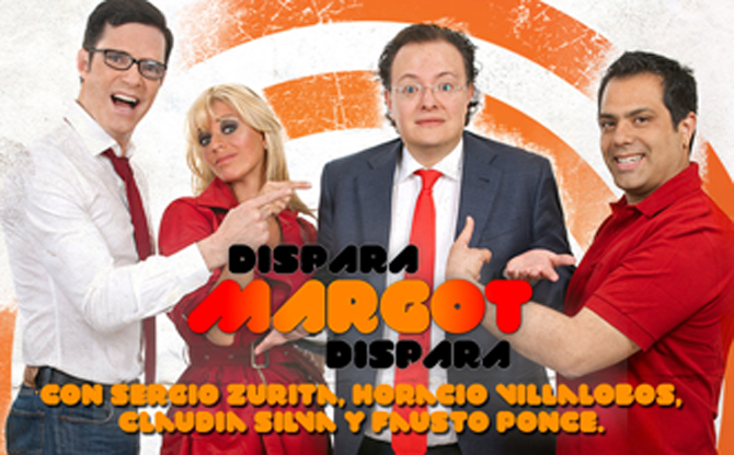 DISPARA MARGOT DISPARA