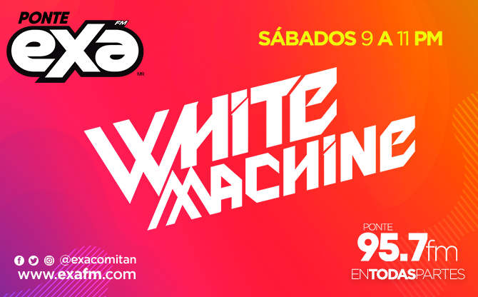 LOS WHITE MACHINE