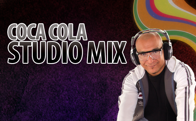 Coca Cola Studio Mix