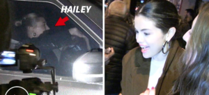 Selena Gomez y Hailey Baldwin