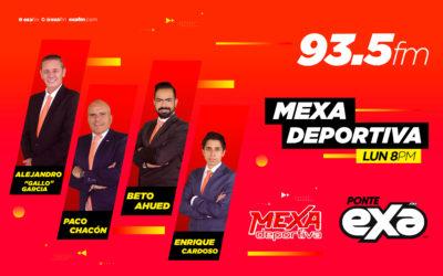 MEXA DEPORTIVA