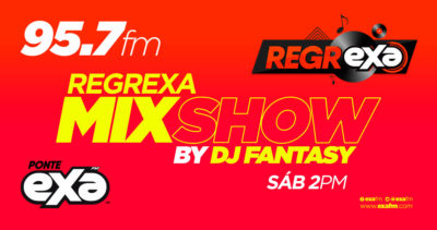 REGREXA MIX SHOW