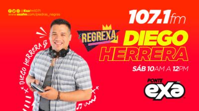 RegrEXA Con Diego Herrera