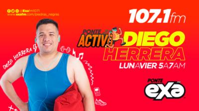 Ponte Activo Con Diego Herrera