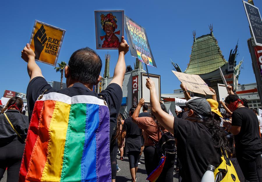 MARCHA LGBTQ+