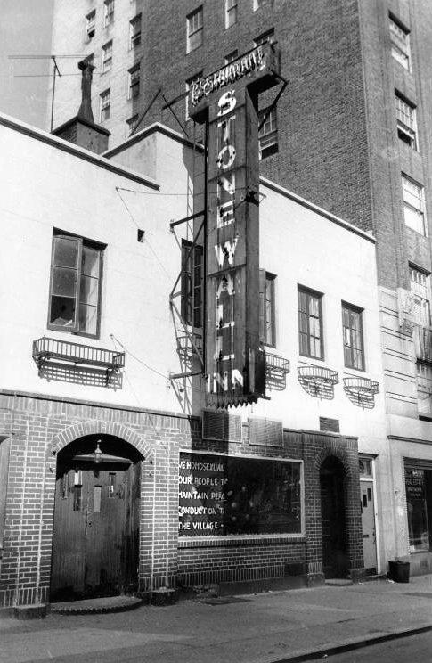Stonewall Inn 1969