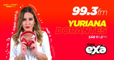 Yuriana Dorantes en EXA