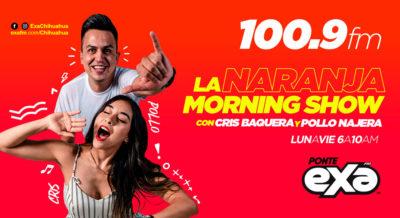 La Naranja Morning Show