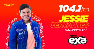 Lo mejor de Jessie Cervantes en EXA.