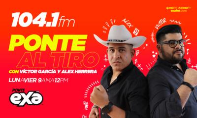 Ponte Al Tiro con Víctor García y Alex Herrera.