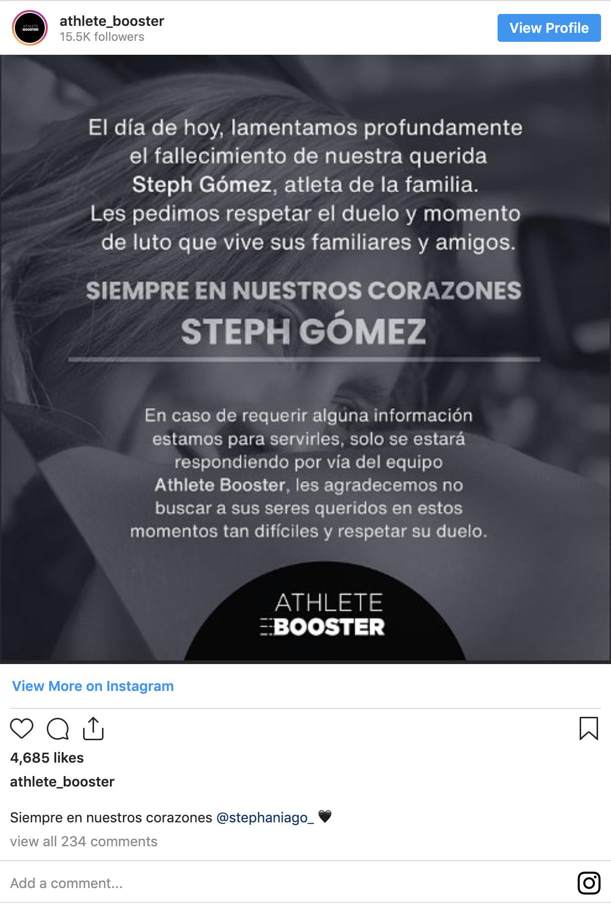 STEPH GÓMEZ